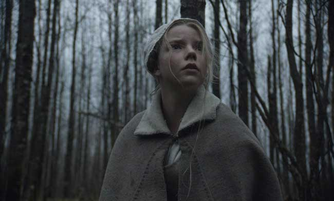 Anya Taylor-Joy nel film horror The Witch - Photo: Universal Pictures