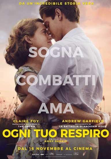 la locandina italiana del film Ogni tuo respiro
