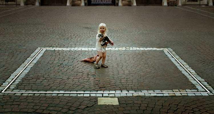 Una scena del film The Square - Photo: courtesy of Teodora Film