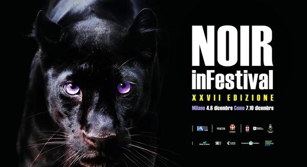 Il manifesto del Noir In Festival 2017