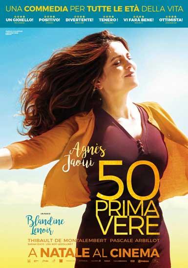 la locandina italiana del film 50 Primavere
