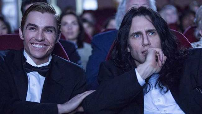 Dave Franco e James Franco in The Disaster Artist - Photo by Justina Mintz © 2015 Warner Bros. Entertainment Inc.
