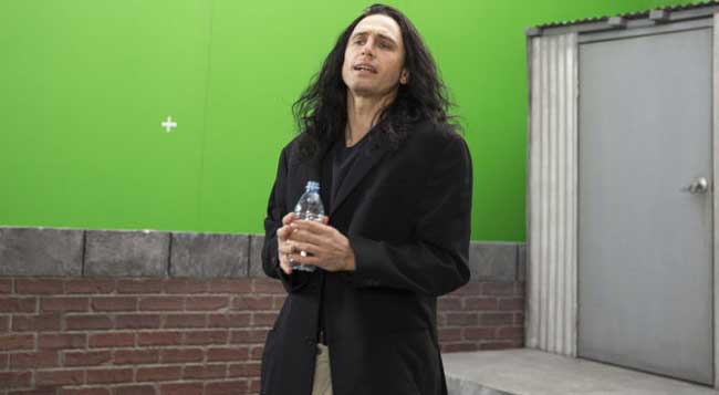James Franco in The Disaster Artist - Photo by Justina Mintz © 2015 Warner Bros. Entertainment Inc.
