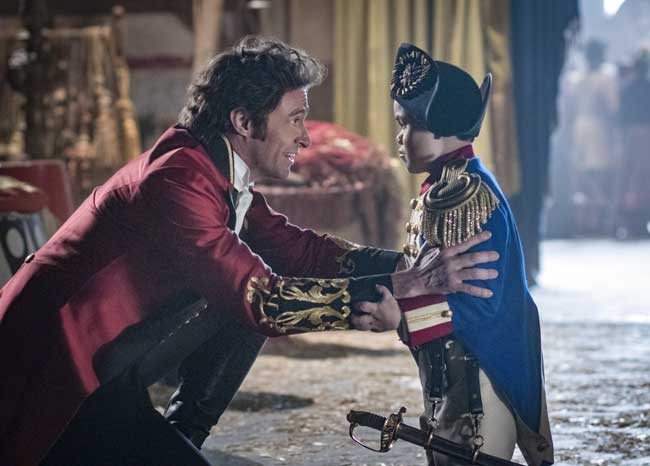 una scena del film The greatest Showman - Photo: courtesy of 20th Century Fox Italia