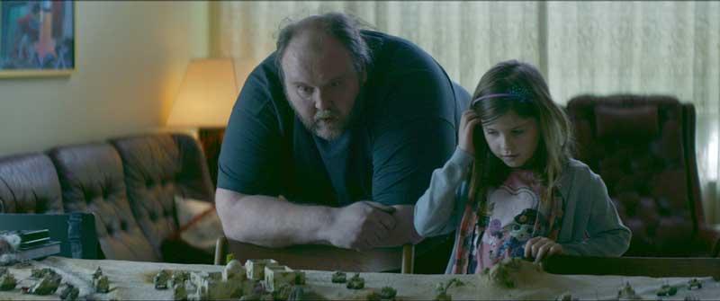 una scena del film Virgin Mountain - Photo: courtesy of Movies Inspired