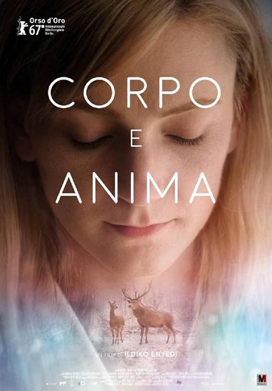 Il poster di Corpo e Anima