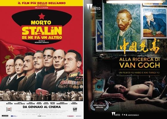 I film in lingua originale a Milano da venerdì 12 gennaio/5