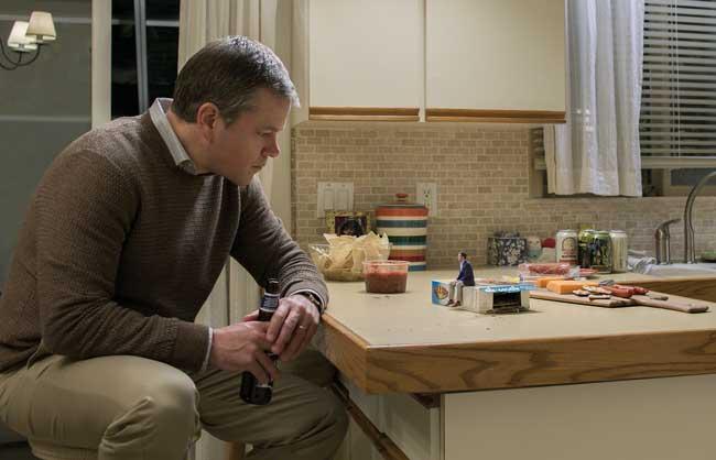 Una scena del film Downsizing - Photo: courtesy of 20th Century Fox