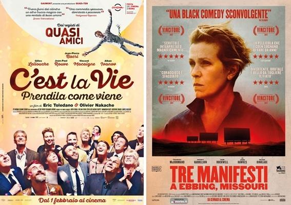I film in lingua originale a Milano da venerdì 9 febbraio/2