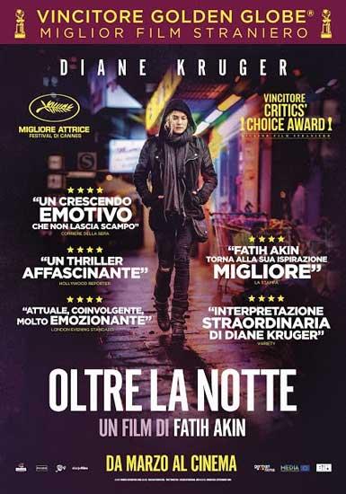 la locandina italiana del film Oltre la notte (2017)
