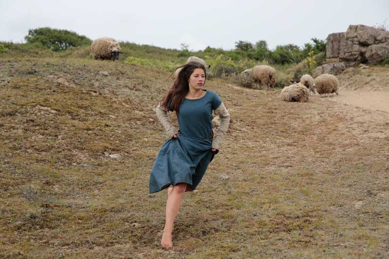 Una scena di JEANNETTE di Bruno Dumont - Photo by D.Koskas_TAOS-Films-ARTE-France