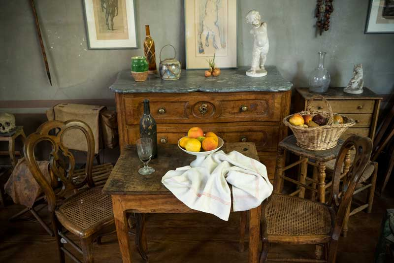 Un'immagine del docufilm Cézanne Ritratti di una vita - Photo: courtesy of Æ EXHIBITION ON SCREEN
