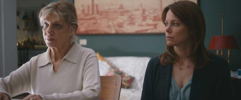 Elisabetta Piccolomini e Barbora Bobulova nel film Dopo la guerra - Photo courtesy of I Wonder Pictures