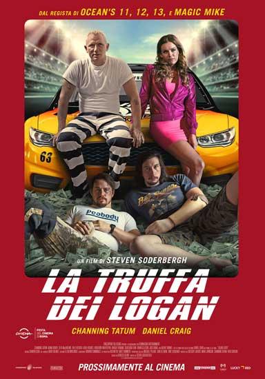 il poster del film La Truffa del Logan