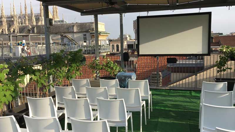 il nuovo allestimento del Cinema Bianchini 2018