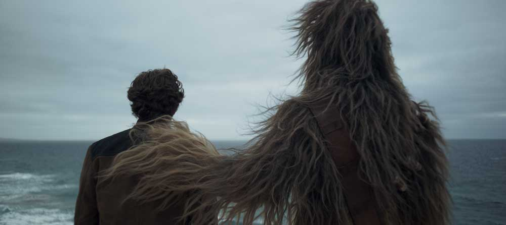 un'immagine del film Solo: A Star Wars Story - Courtesy of The Walt Disney Company Italia