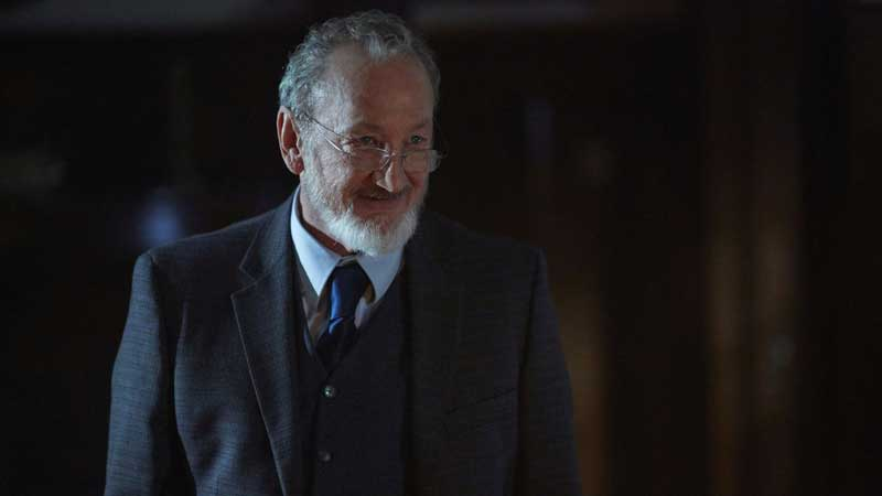 Robert Englund nel film horror The Midnight Man - Photo: courtesy of Midnight Factory