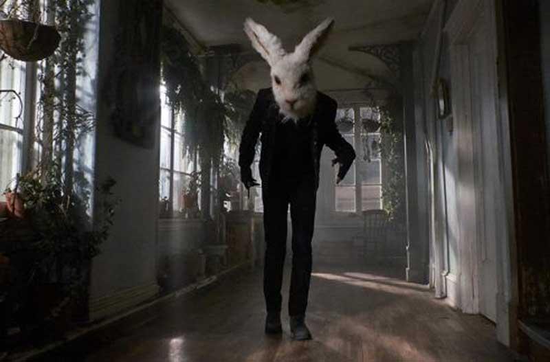 una scena del film horror The Midnight Man - Photo: courtesy of Midnight Factory