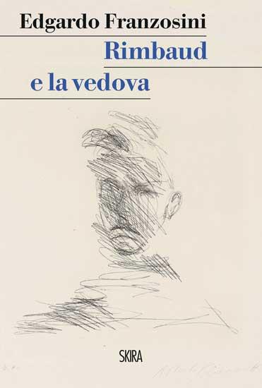La cover del libro Rimbaud e la vedova