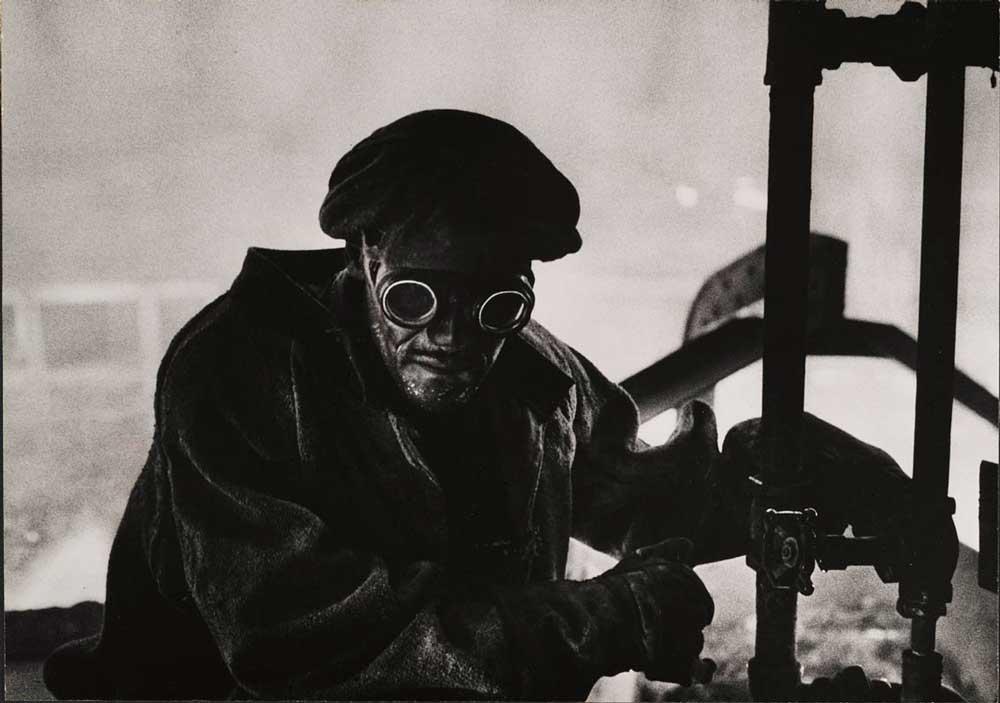 W Eugene Smith, Steelworker