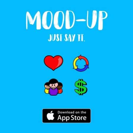 MOOD-UP è l'app inventata da Elena Barchi