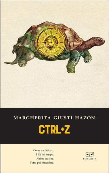 la copertina del libro CTRL+Z