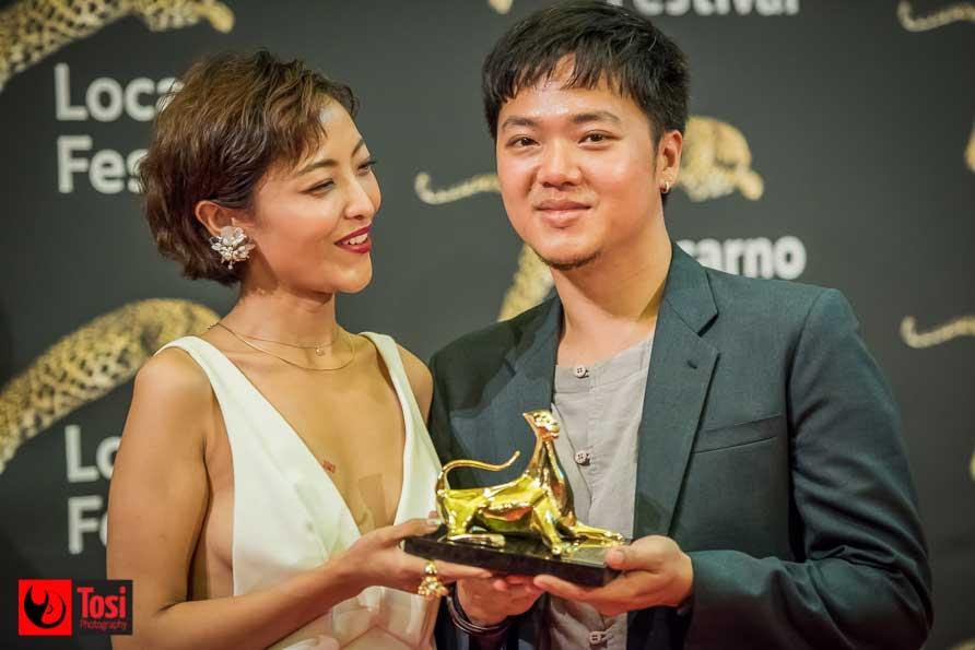 il vincitore dl Pardo d'Oro - Tosi Photography