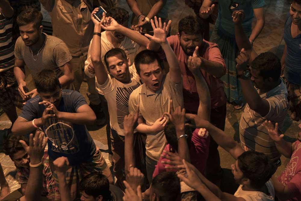 un'immagine del film A Land Imagined - Photo: courtesy of Locarno Festival