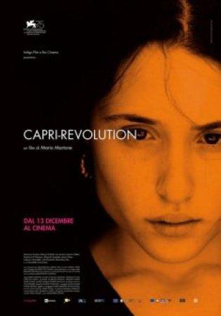 La locandina del film Capri-Revolution