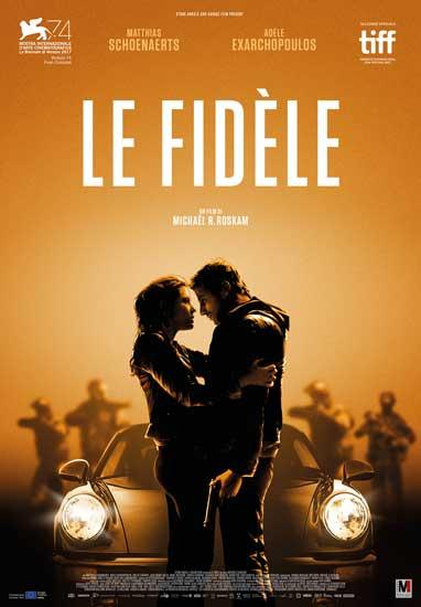 il manifesto italiano del film Le Fidèle