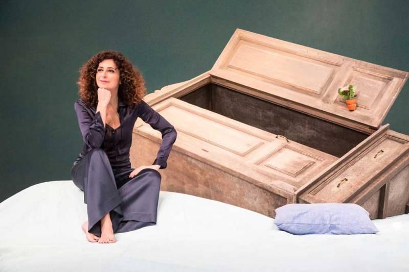Teresa Mannino - Photo by Laila Pozzo