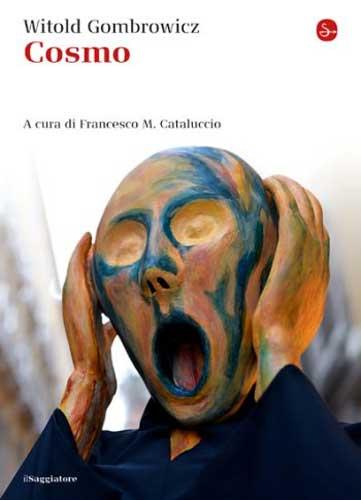 La copertina di Cosmo di Witold Gombrowicz