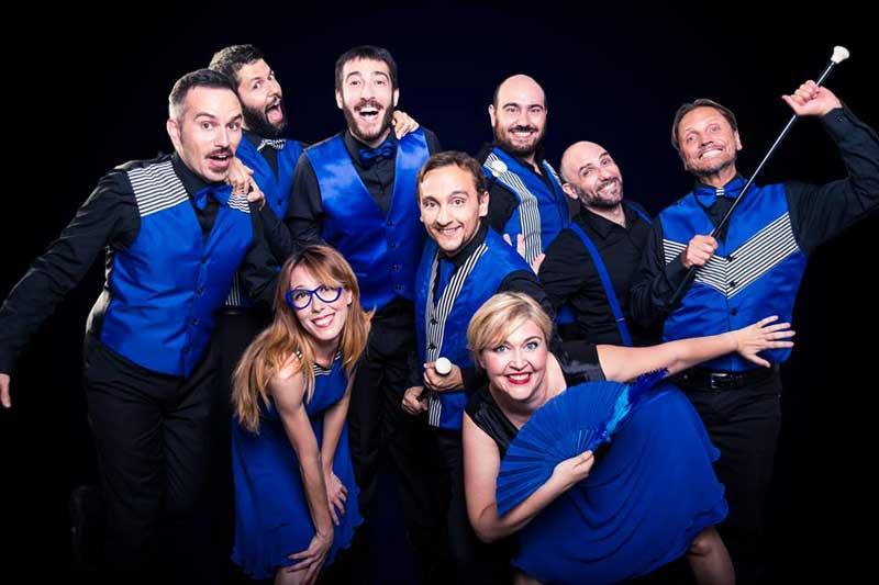 Teatro Nuovo di Milano: la stagione 2018/19 - I Bugiardini con B.L.U.E