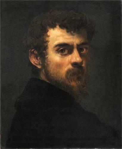 Tintoretto a Palazzo Ducale Autoritratto, 1546 - 1547 ca