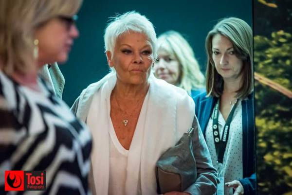 ZFF2018 Dame Judi Dench - Tosi photography