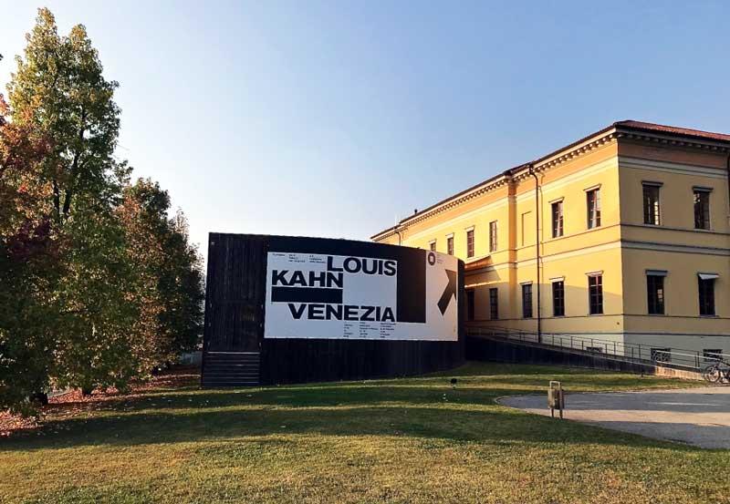 Louis Kahn e Venezia in mostra al Teatro dell'Architettura di Mendrisio - Photo by MaSeDomani