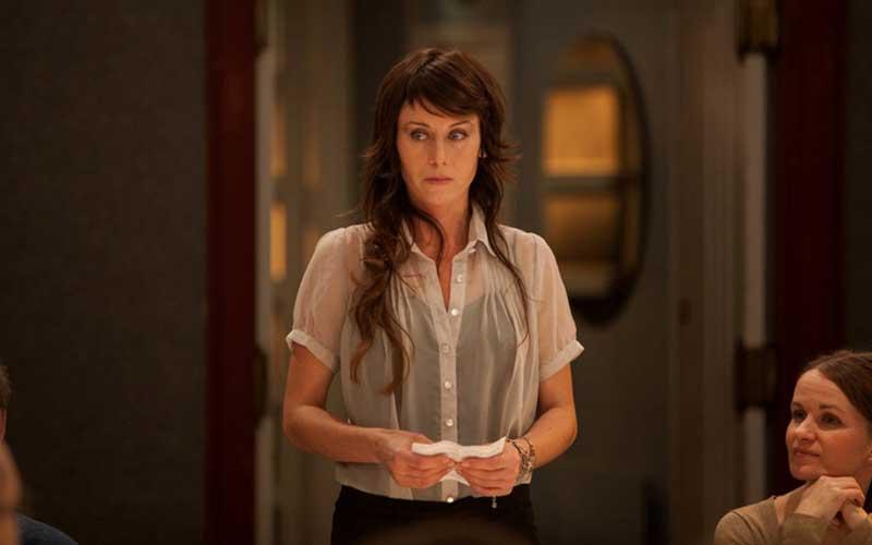 Anna Odell in una scena del film The Reunion (2013) - Photo: courtesy of Tycoon Distribution
