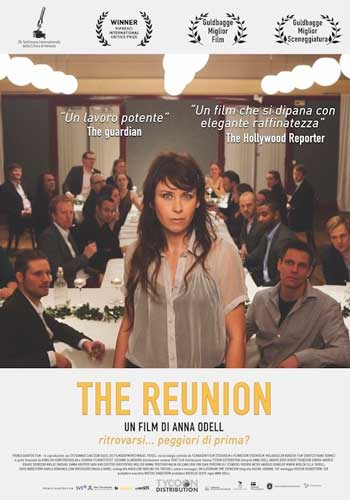 la locandina italiana del film The Reunion