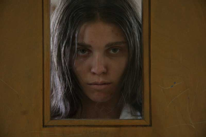 AnnaLynne McCord in una scena del film Excision - Photo: courtesy of Midnight Factory