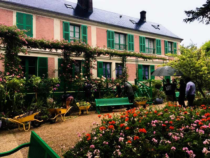 Le ninfee di Monet - La casa di Giverny - Photo: courtesy of Nexo Digital