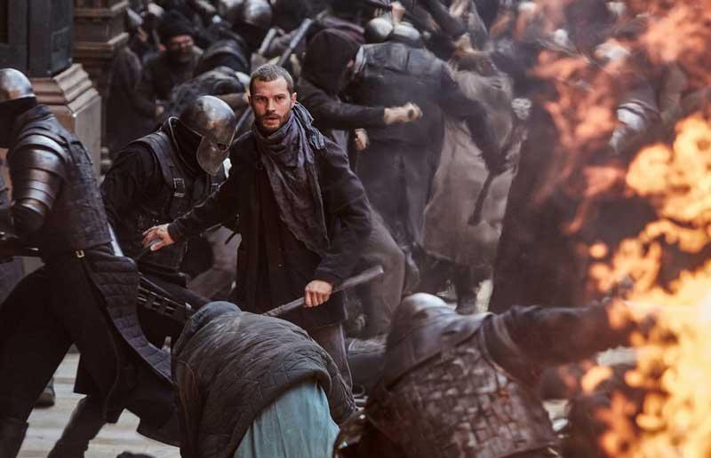 una scena del film Robin Hood (2018) L'origine della leggenda - Photo: courtesy of 01 Distribution