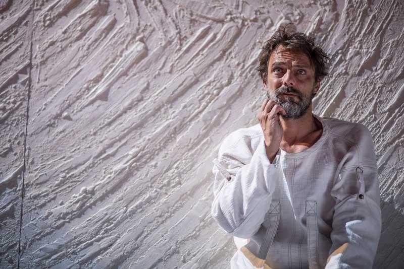 Alessandro Preziosi è Vincent Van Gogh al Manzoni - Photo by Francesca Fago