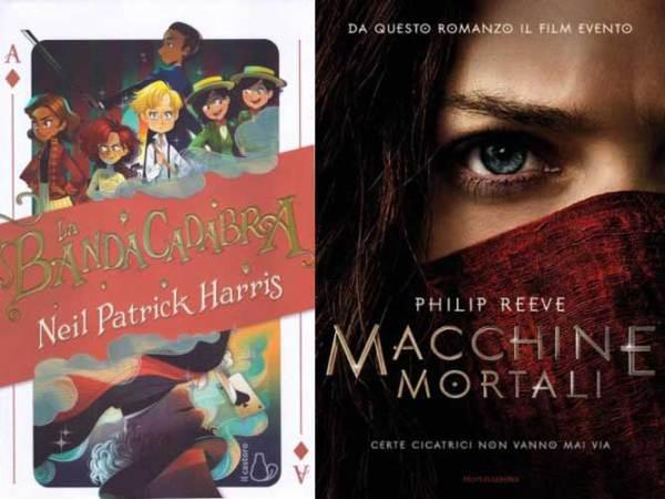 Le cover dei libri fantastici per Natale 2018 (2)