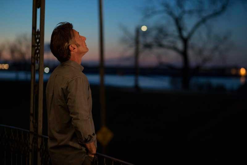 Sean Penn in una scena della serie The First - Photo: courtesy of Nexo Digital