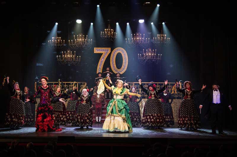 Gennaio 2019 a teatro a Milano: I Legnanesi al Teatro della Luna - Photo: Federico Vagliati