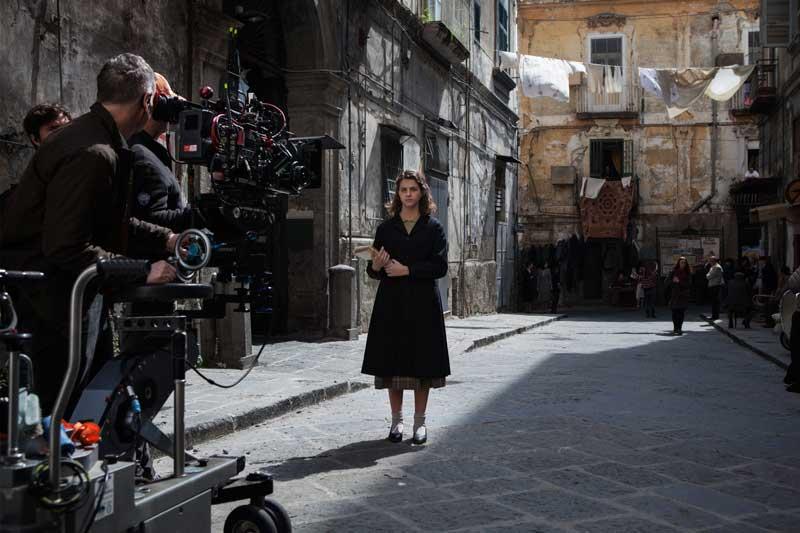 L'Amica Geniale, Margherita Mazzucco - Photo by Eduardo Castaldo