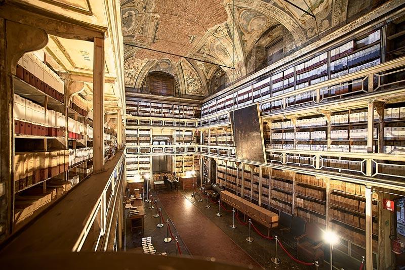 Il Cinema Bianchini Segreto 2019 all'Archivio Storico alla Ca' Granda