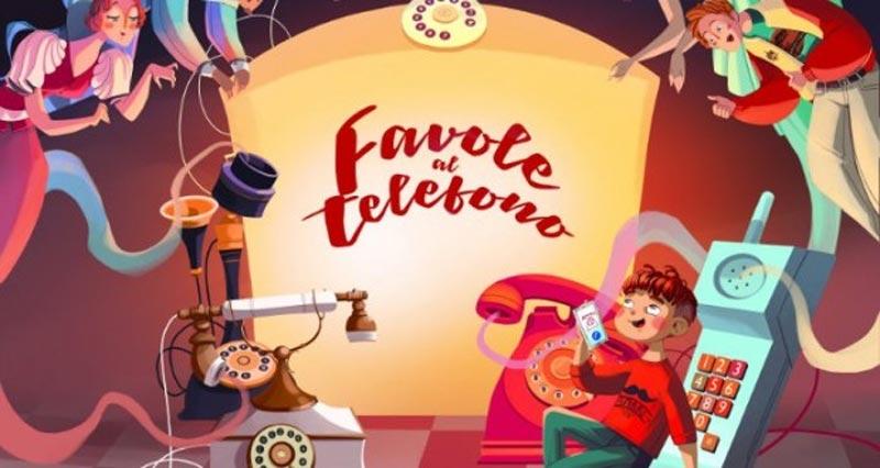 Favole al Telefono al Teatro Manzoni di Milano