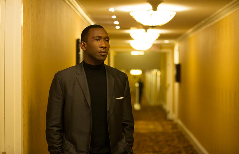 Mahershala Ali nel film Green Book - Photo: courtesy of Eagle Pictures