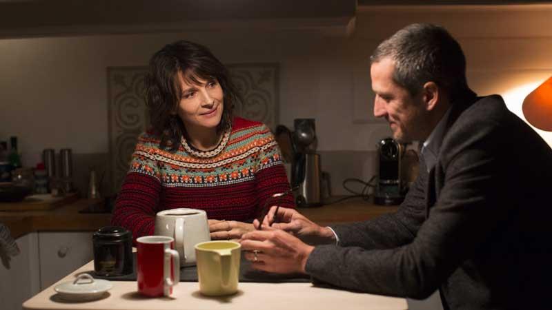 Juliette Binoche e Guillaume Canet in una scena del film - Photo: courtesy of I Wonder Pictures